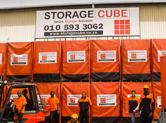 Storage Cube Cape Town